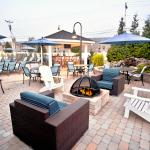 Outdoor Bar and Patio