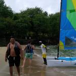 Catamaran Lessons at the Resort