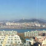 View from the room (North Korea)