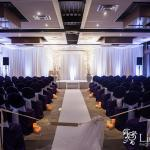 Fireside Outdoor Event Space Ceremony