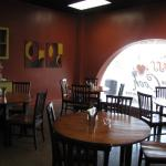 Kiss the Cook restaurant and catering
