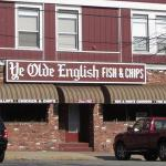 YE Olde English Fish & Chips