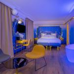Idol Hotel Paris by Elegancia
