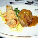Repeaters dinner-Entree Fillet Mignon