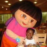 Character Breakfast at Nick Hotel