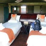 Foto de Moremi Crossing Camp