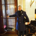 One of the fine doorman
