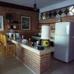 #3 Kitchen: love the traditional Mexican Tile