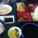 Lunch at Dolphin restaurant