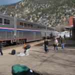 Glenwood Springs, CO Amtrak Station