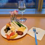 Happy Hour at Executive Lounge on 30F, Jan 2015