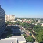 6th floor room view