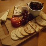 Excellent Cheese Board