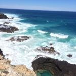 Cape Bridgewater Sea View Lodge resmi