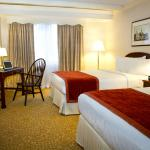 Newly Renovated Double Queen Guestroom