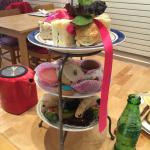 Afternoon Tea 3-tier service