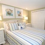 "Guest Suite w/Queen Size Bed & 32"" H-Def Flat Screen TV"