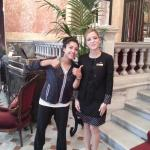 Iren - Lovely lady from concierge