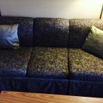 Saggy old couch