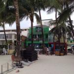 Beach side hotel like Bluewaves is a very good place to stay ��