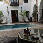 In the riad