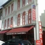 Foto de Backpackers Inn Chinatown