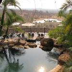 Foto de Victoria Falls Safari Lodge