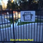 Out of Service Pool