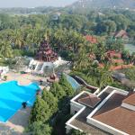 Foto van Mandalay Hill Resort