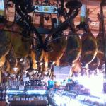 jamon for sale in the bar