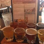 Take a beer flight tour!