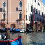 view of hotel across the grand canal
