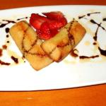Divine olive oil cake a Paisano's