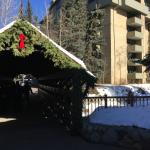 Foto de Vail's Mountain Haus at the Covered Bridge