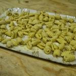 Pasta, freshly made by us!