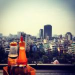 FREE Breakfast on the rooftop bar