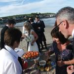 Durn house - Canapes on the beach