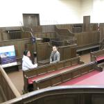 The Courtrooms