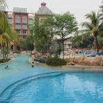 Hard Rock Pool - you can use it if you are staying in Festive Hotel
