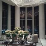 Relax at the lobby