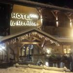 Photo de Hotel le Morillon