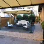 The Courtyard and Outdoor Furniture