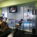 Exercise Room and Spa