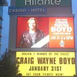 Craig Wayne Boyd Double Header - Winner of The Voice
