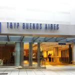 Frente Tryp Buenos Aires