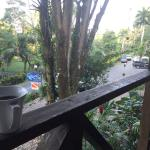 Breakfast & good coffee included in the rate - always good.