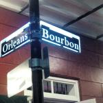 Bourbon Street - once there, youĺl never forget this place