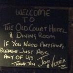 Foto de The Old Court Hotel