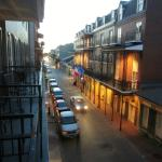 The view of Toulouse Street another way