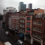 Travelodge London Central City Road Foto